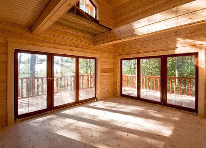 Фото дома изнутри